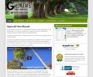 Greenleaf's Tree Service